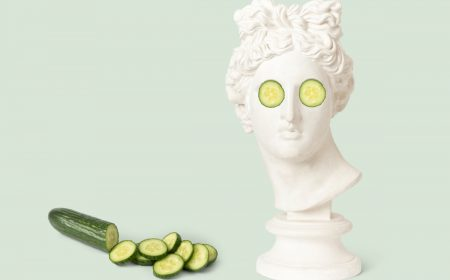 cut-cucumber-and-head-with-cucumber-slices-on-it